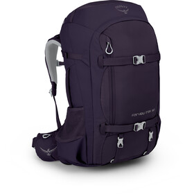 Osprey Fairview Trek 50 Rygsæk Damer, amulet purple